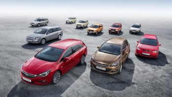 Opel Carrinhas