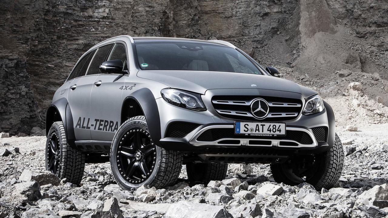 Mercedes-Benz Classe E All-Terrain 4x4²