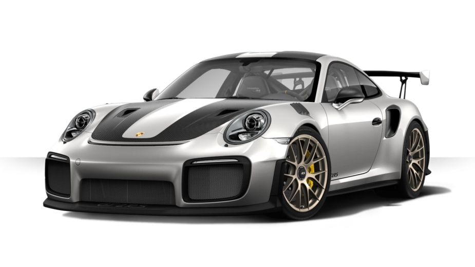 j podes configurar o novo porsche 911 gt2 rs. Black Bedroom Furniture Sets. Home Design Ideas