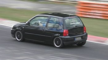 SEAT Arosa Turbotechnik