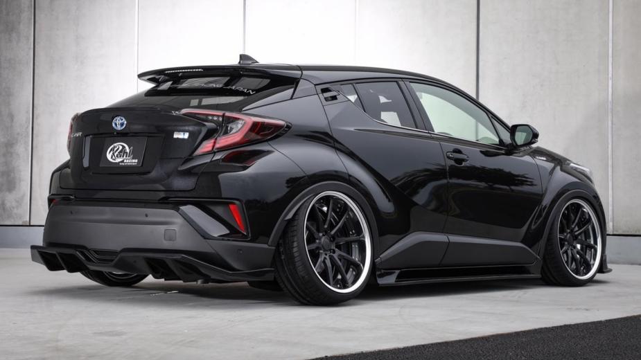 Kuhl Racing Toyota C-HR