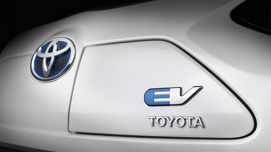 Toyota EV - elétrico