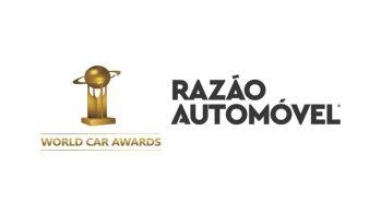 World Car Awards e Razão Automóvel