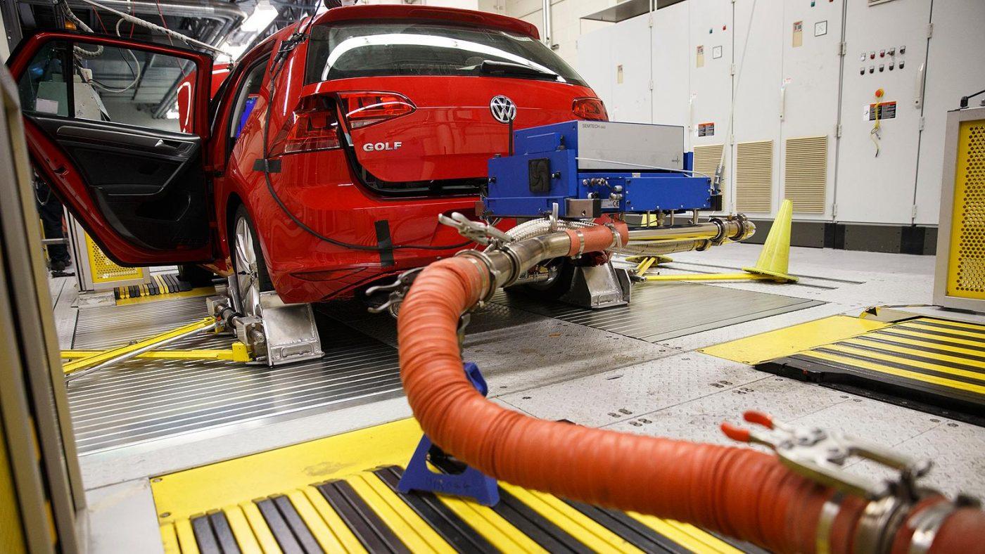 Emissões Diesel