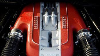 Ferrari 812 Superfast - motor