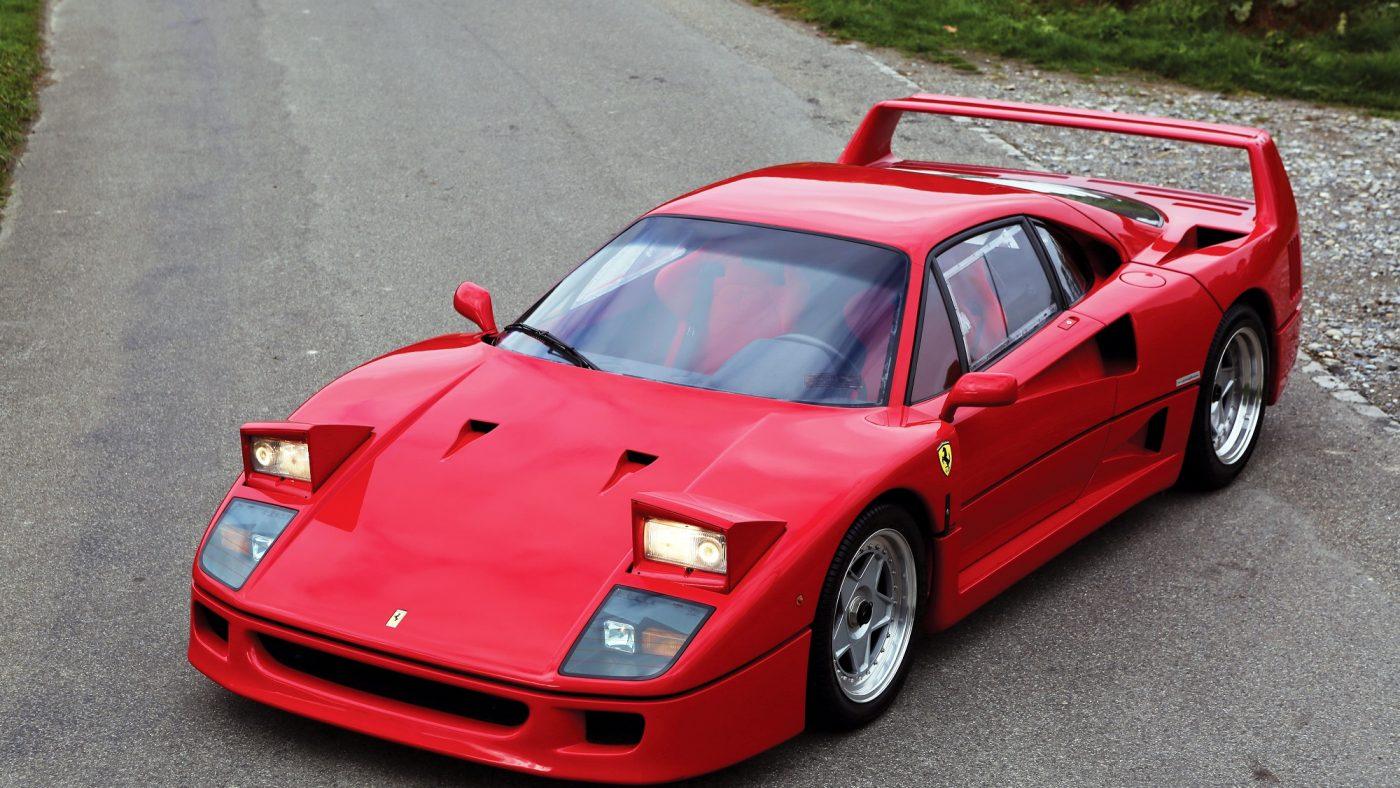 Ferrari clássicos