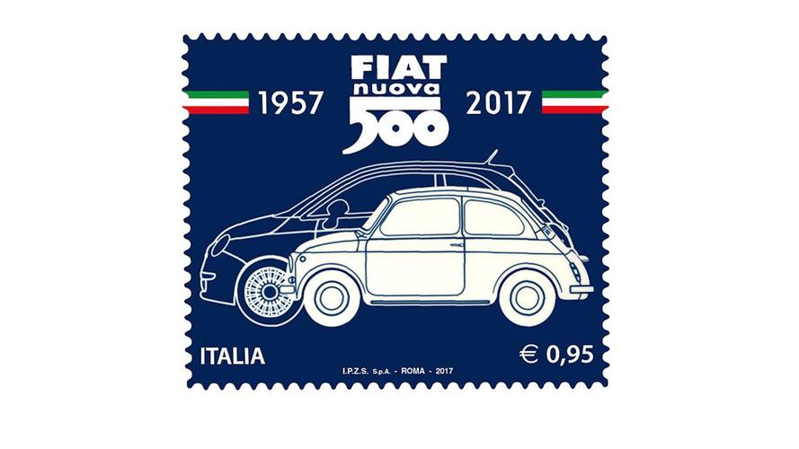 Selo Fiat 500