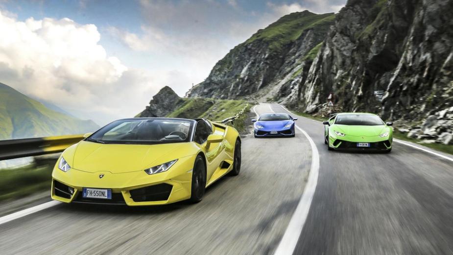 Lamborghini Huracán, Lamborghini Huracán Performante, Lamborghini Huracán Spyder
