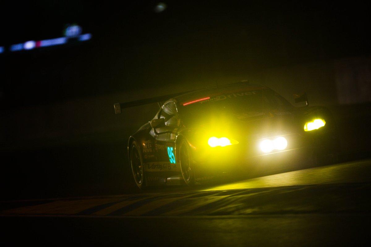 Aston Martin em Le Mans