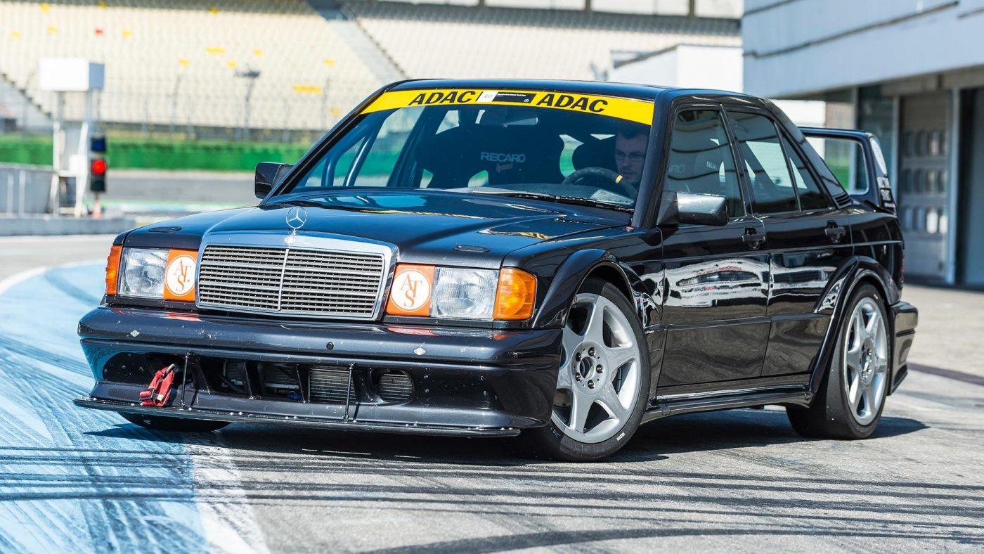 Mercedes-Benz 190E 2.5-16 Evo II - recriação