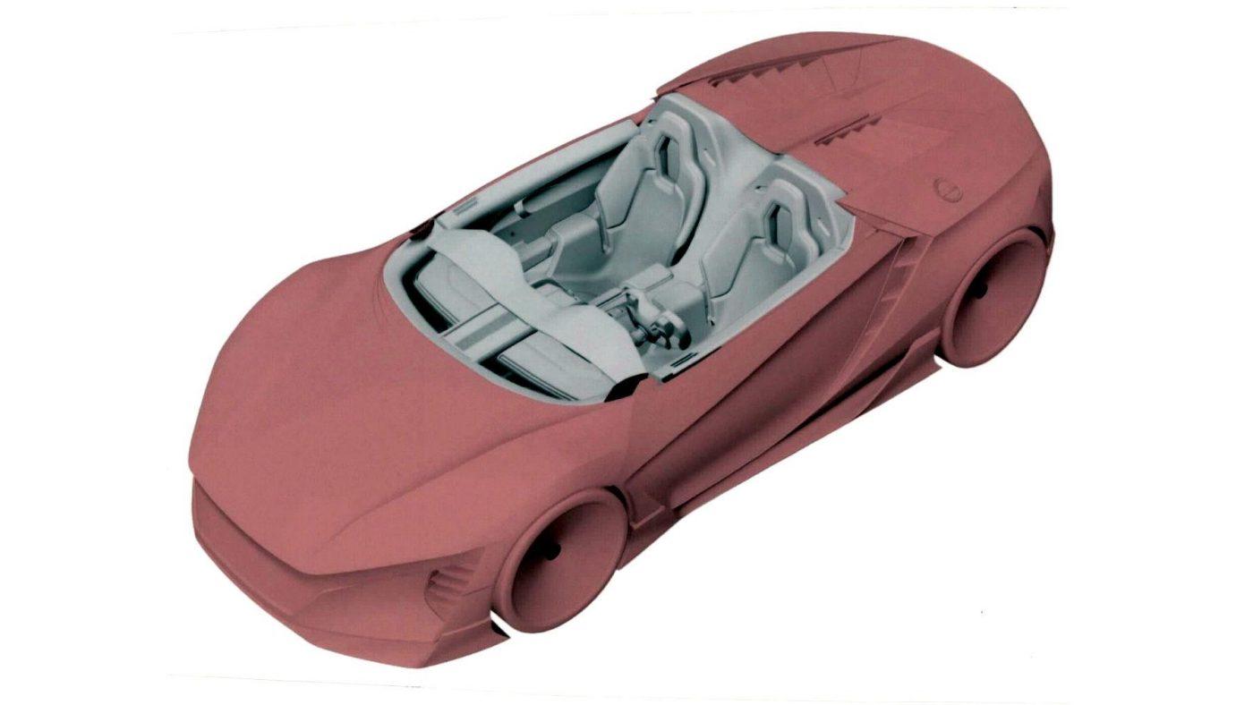 Honda - registo de patente para novo desportivo em 2017