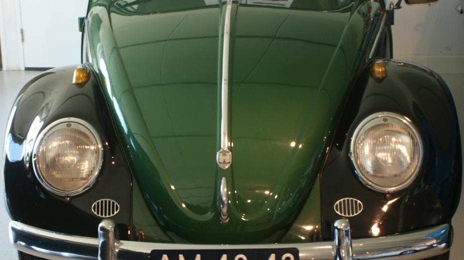 1968 Volkswagen Carocha