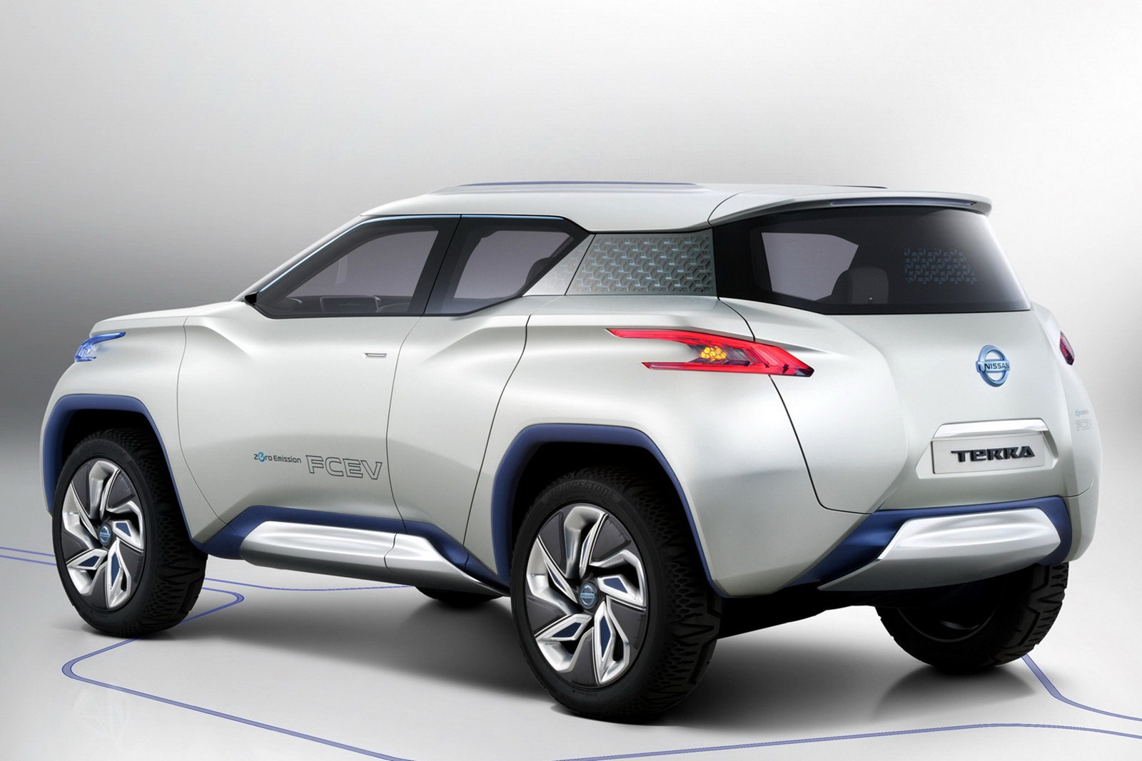 Nissan TeRRA, 2012