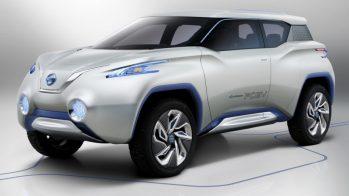 Nissan TeRRA 2012