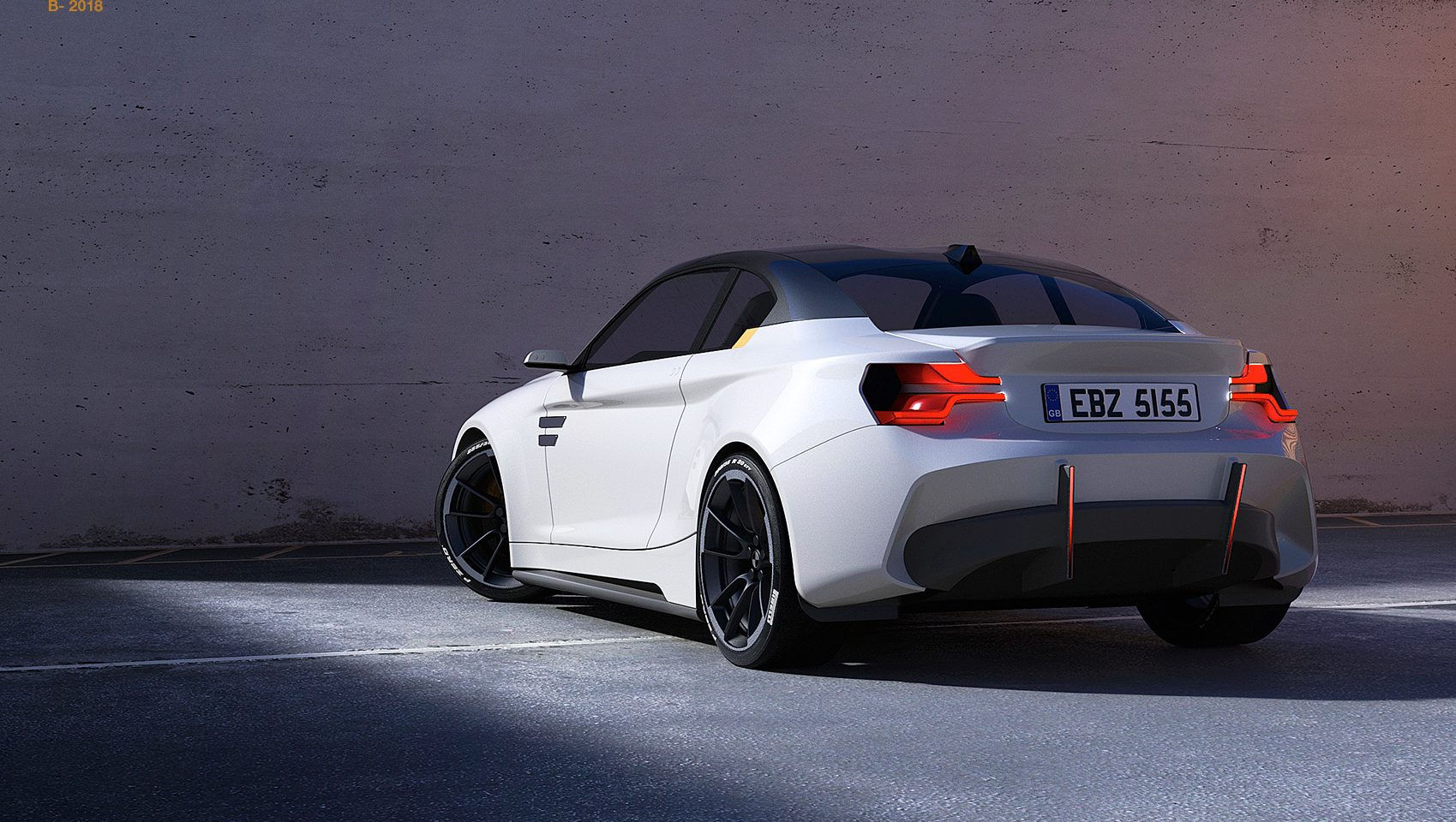 BMW iM2 por David Olivares
