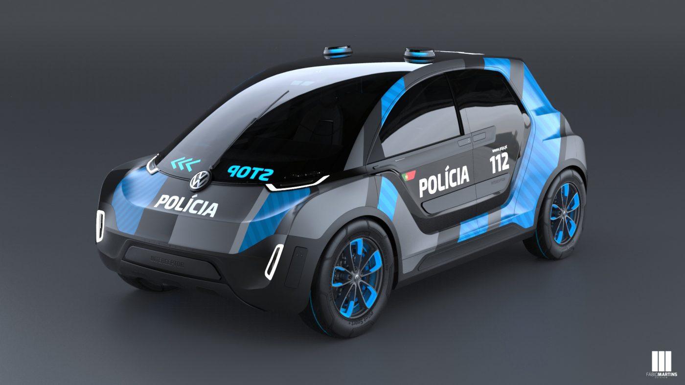 Volkswagen Interceptor - Fábio Martins