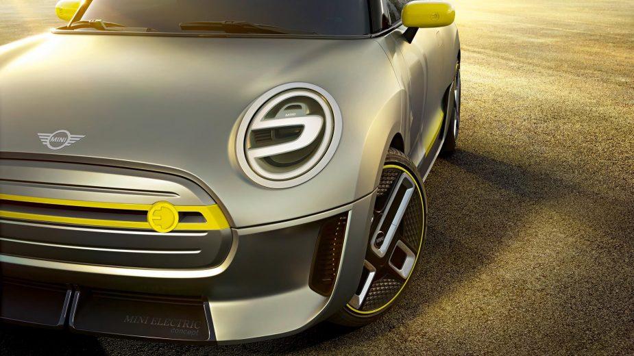 Mini: está para breve um carro elétrico da marca