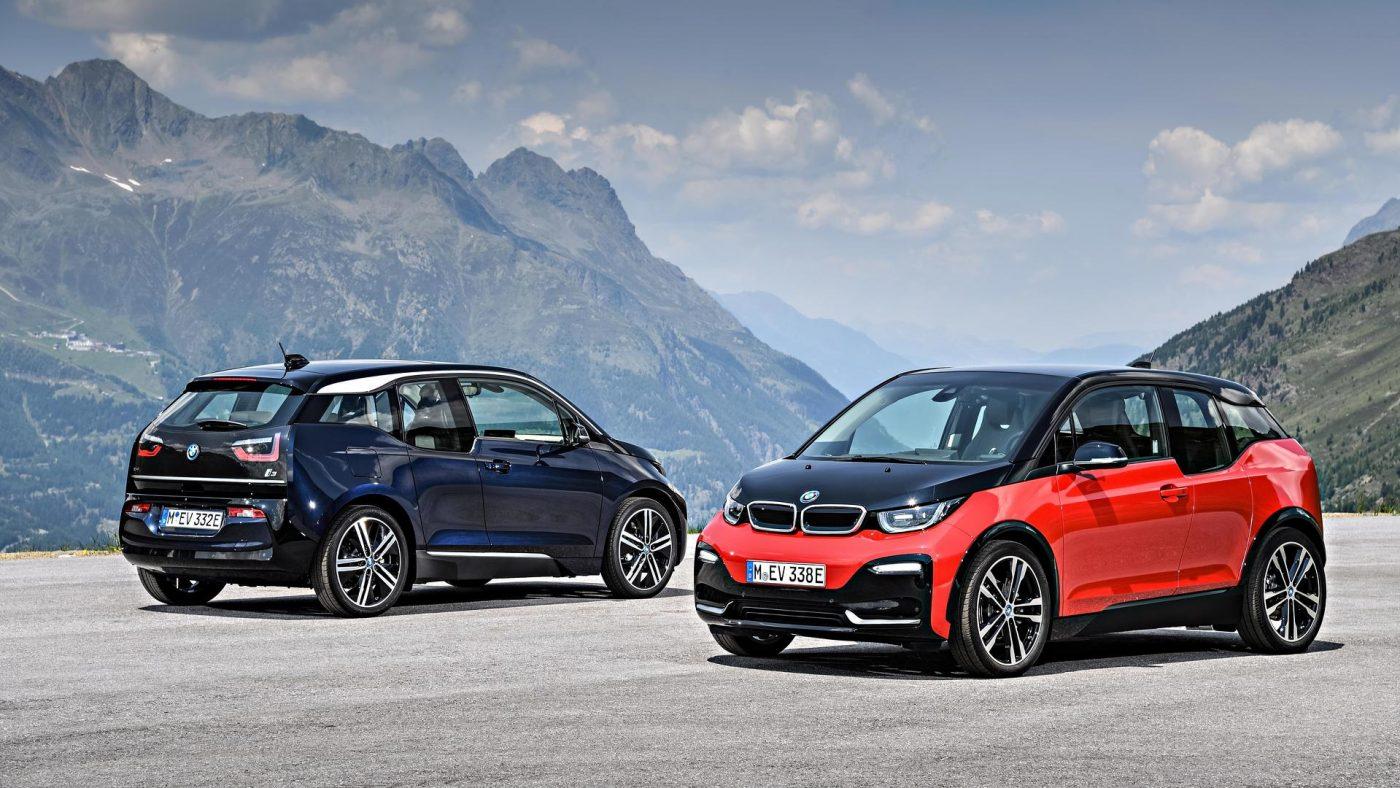 BMW i3 e BMW i3s