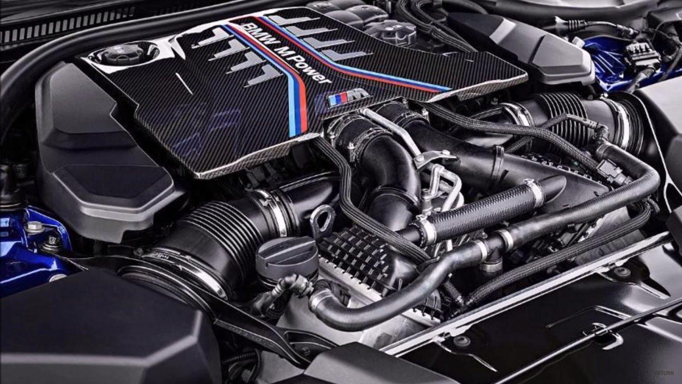 Motor BMW M5