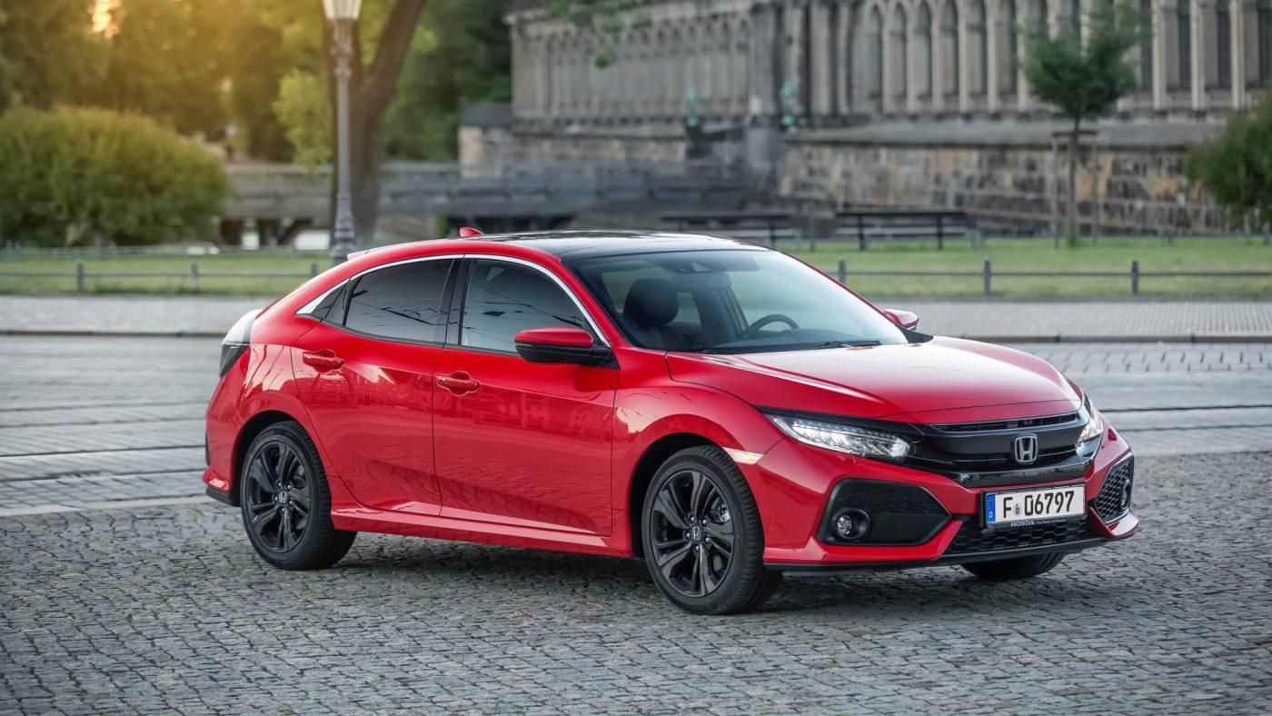Honda Civic - 10ª geração