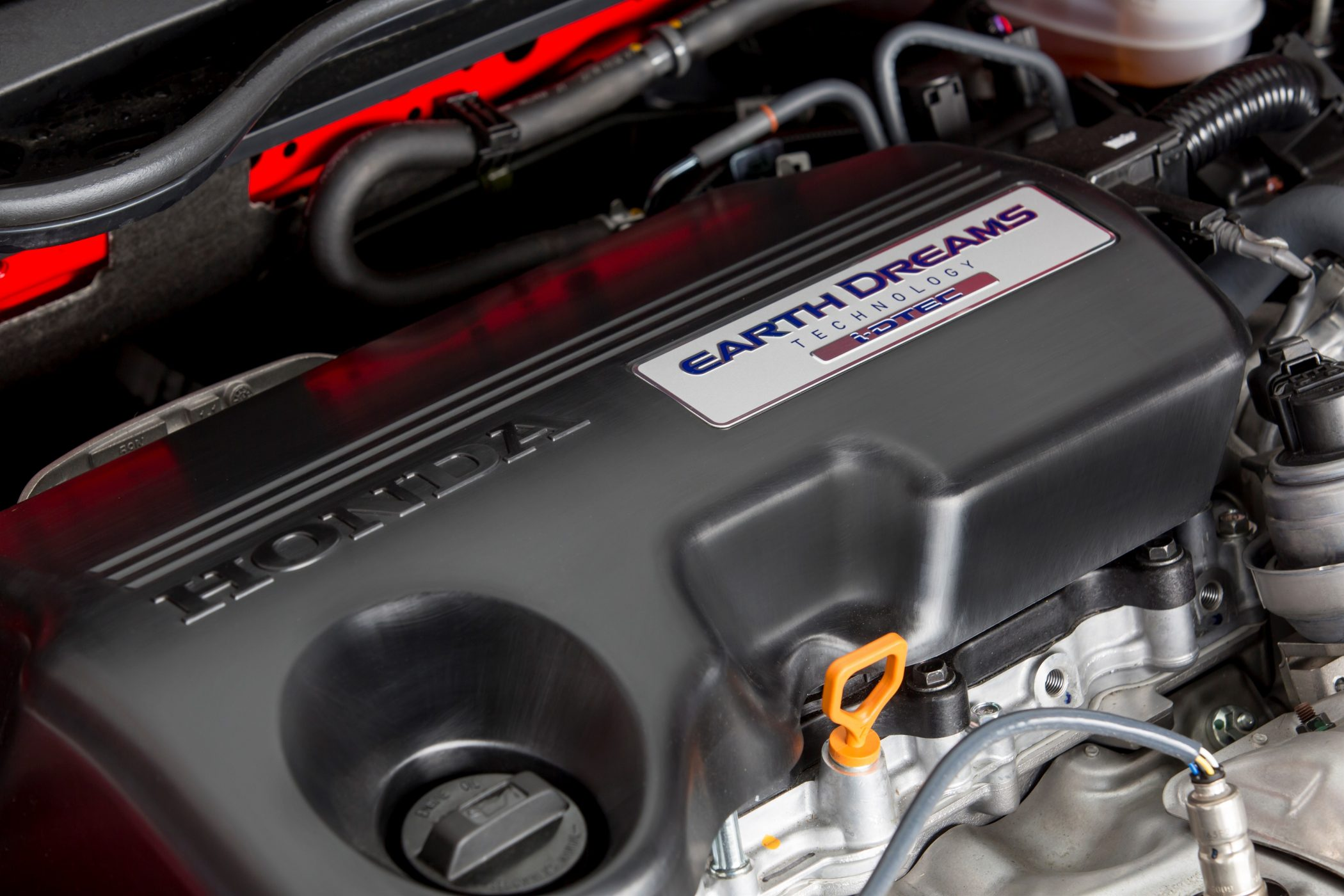Honda Civic i-DTEC motor