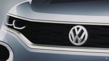Volkswagen T-Roc teaser