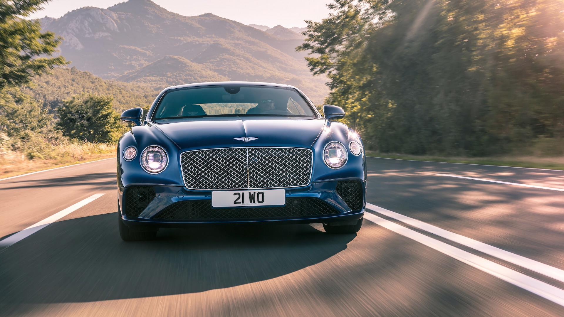 Bentley Continental GT 2018 Portugal 14