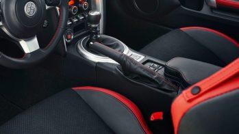 Toyota GT86 - Patente - Sistema de recuperação de objectos que caem entre banco e consola central