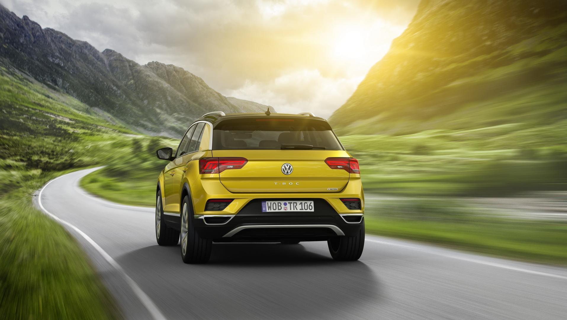 Volkswagen T-Roc 2017 autoeuropa8
