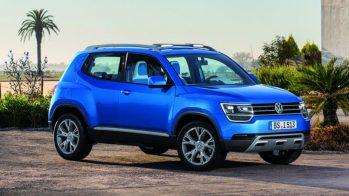 Volkswagen Taigun ressuscita como T-Track