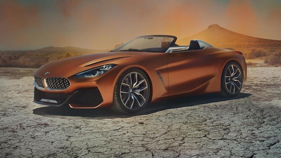 BMW revelará conceito que antecipa nova geração do Z4