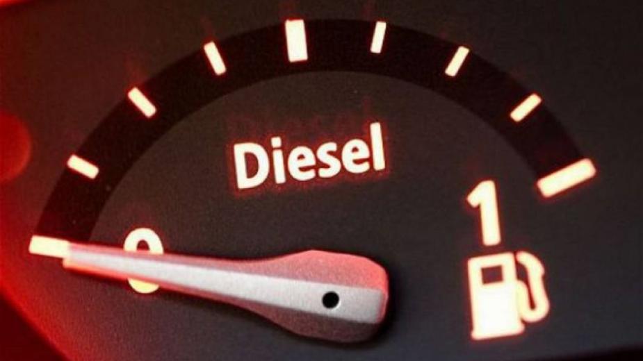 Diesel emissões de co2