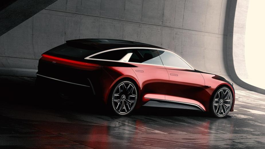 Kia Concept KED12