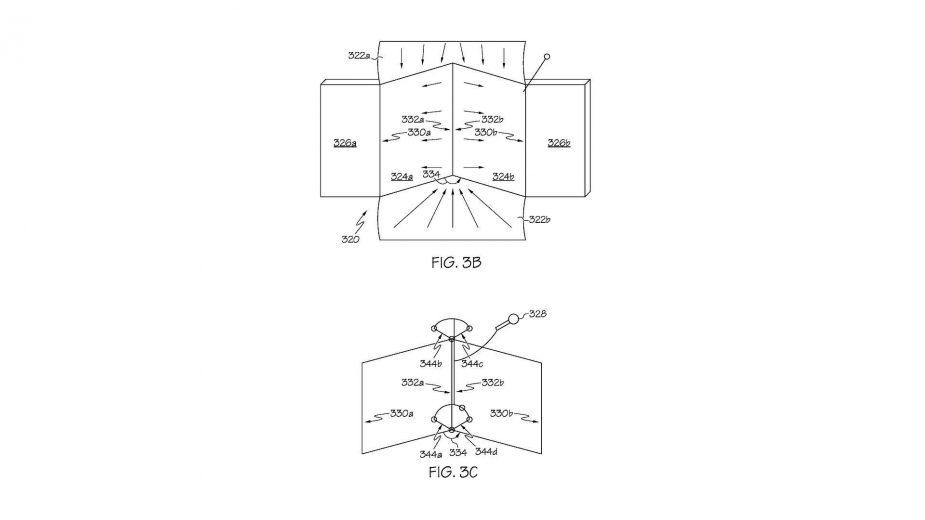 Patente Toyota - Sistema de recuperação de objectos que caem entre banco e consola central