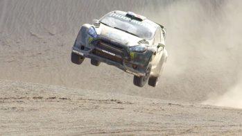Terrakhana, Ken Block com Fiesta ST RX43