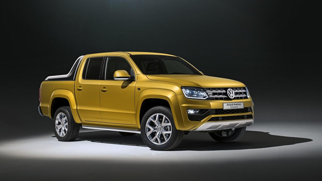 Volkswagen Amarok Aventura Exclusive Concept