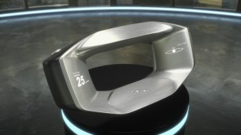 Jaguar Future-Type: Sayer, volante inteligente