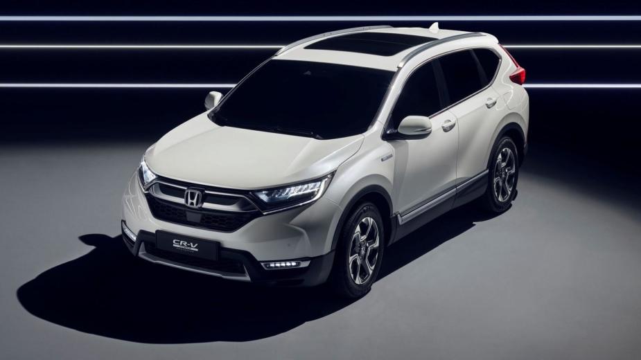 Honda CR-V Nova Geração 2019