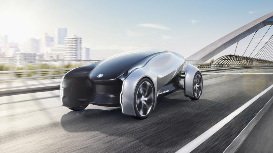 Eis o carro do futuro da Jaguar Land Rover — Apenas um volante