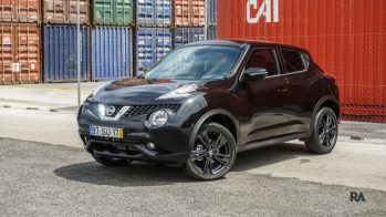 Nissan Juke Black Edition
