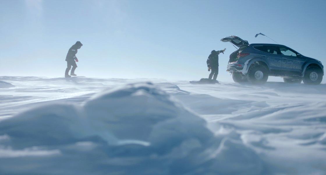 Hyundai Santa Fe - Expedição Endurance