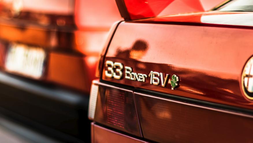 Alfa Romeo 33 Boxer 16v