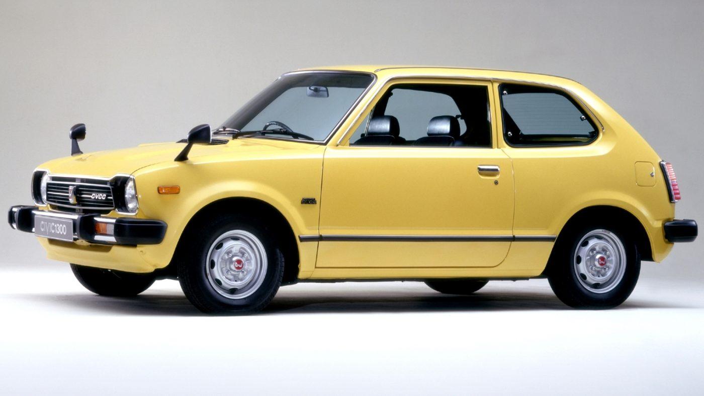 Honda Civic 1ª geração