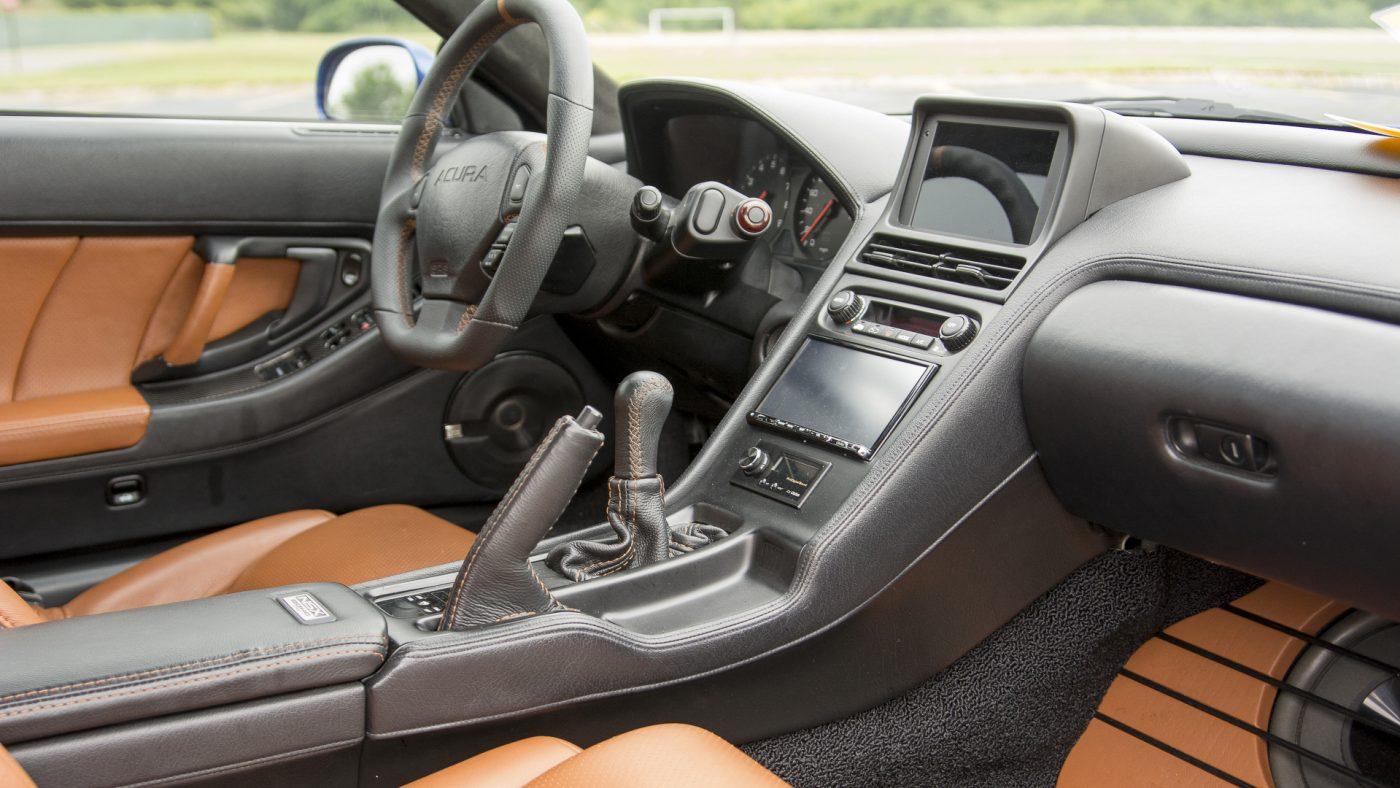 Honda NSX por Clarion Builds