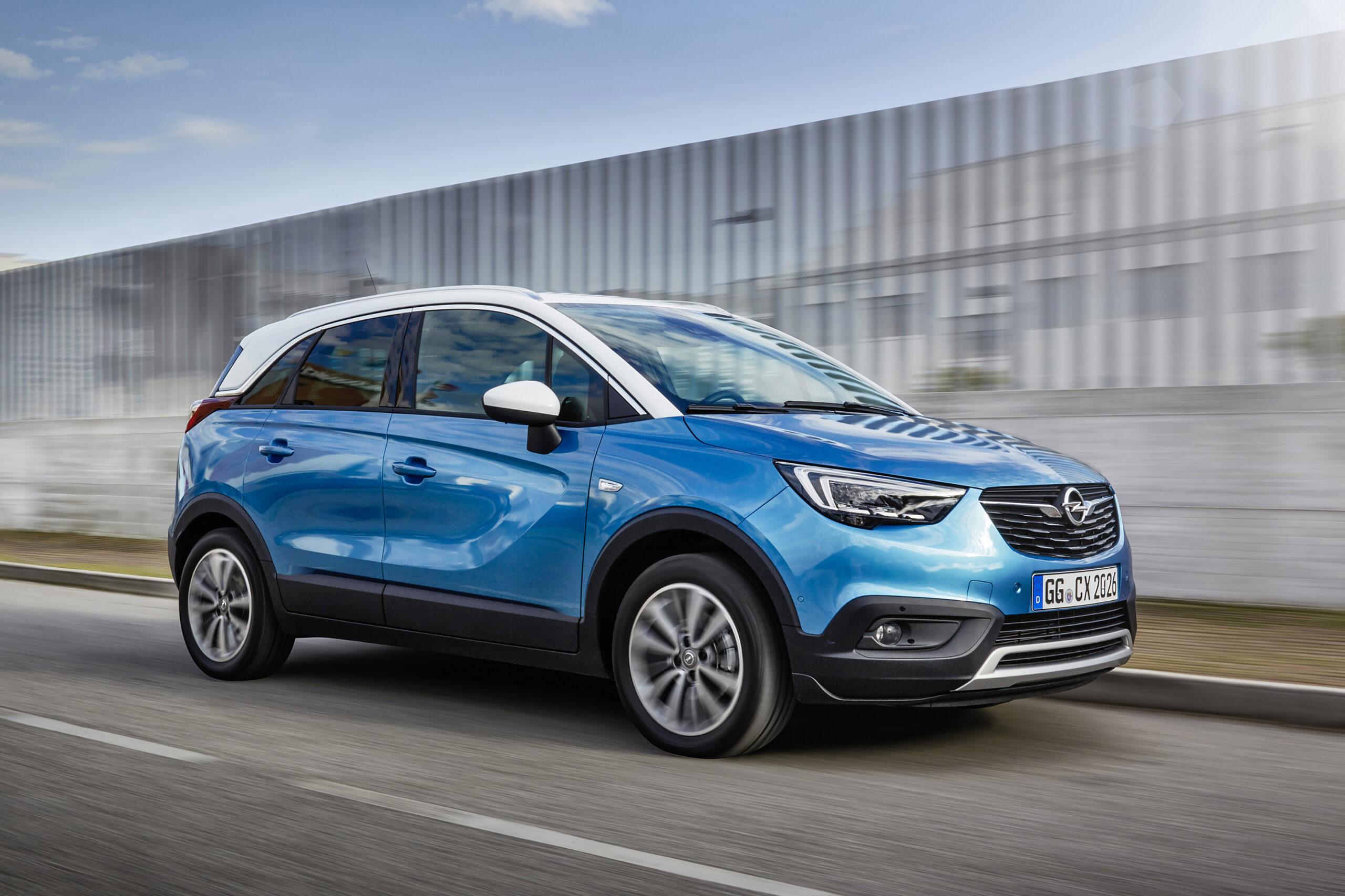 Opel Crossland X FlexFuel