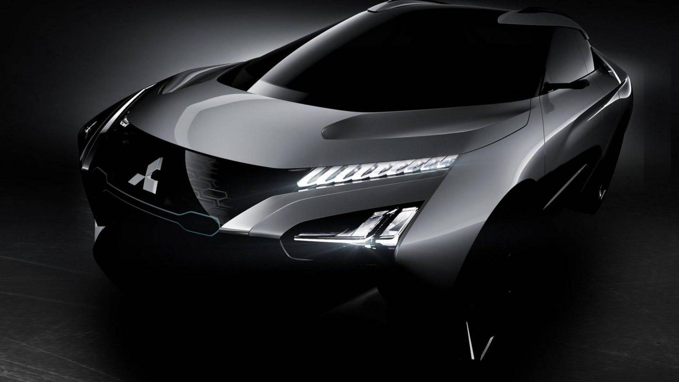 Mitsubishi e-Volution