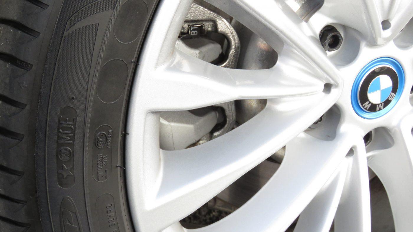 especificação pneu bmw