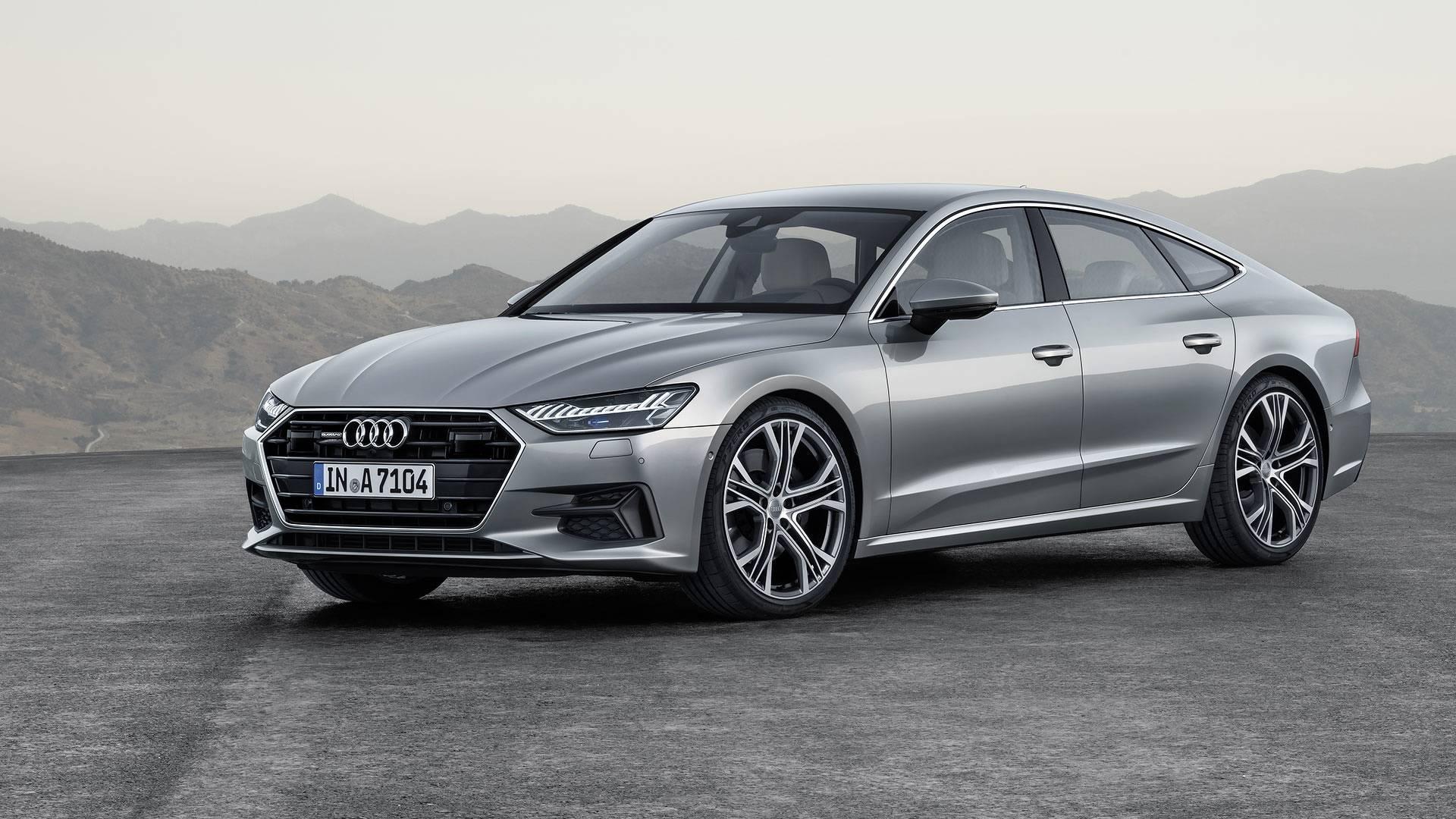 NOVO Audi A7 2018 Portugal