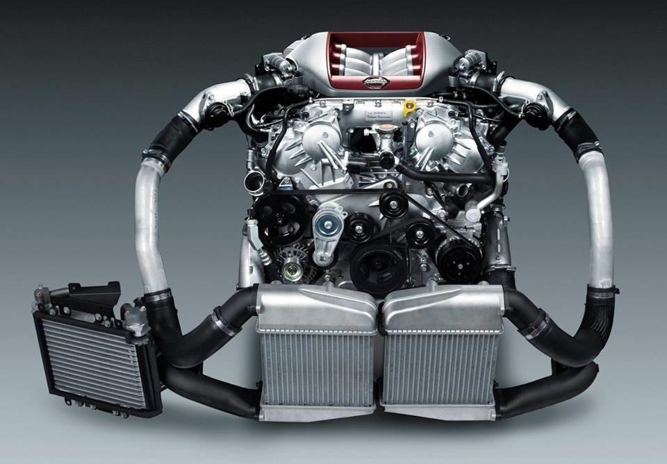 Nissan VR38DETT