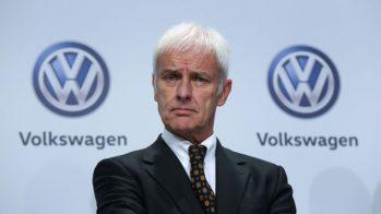 Matthias Mueller, Diretor Executivo Grupo Volkswagen